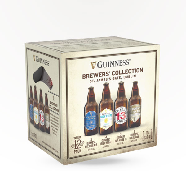 Guinness Brewers' Collection