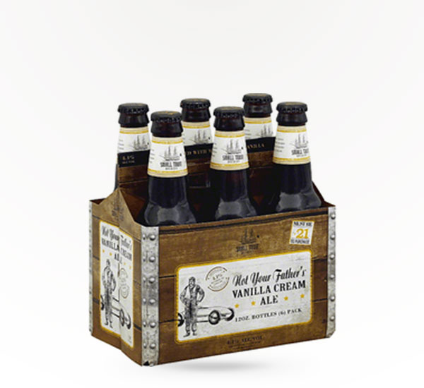 Small Town Brewery Not Your Father's Vanilla Cream