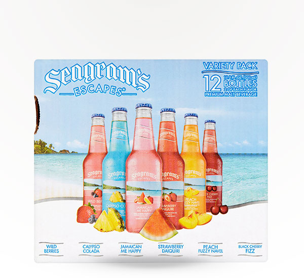 Seagram's Escapes Variety
