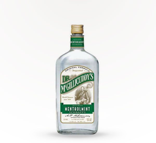 Dr. McGillicuddy's Mint Schnapps