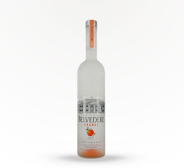 Belvedere Orange Vodka