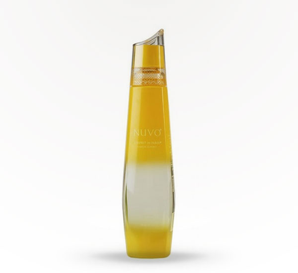 Nuvo Lemon Sorbet Vodka 750 Ml