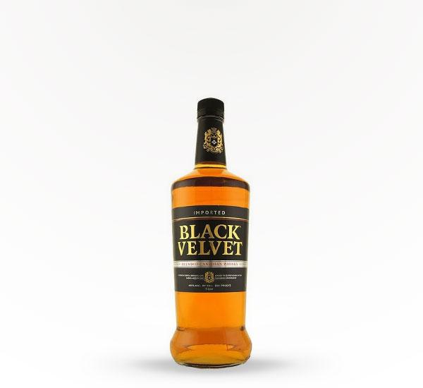 Black Velvet Whiskey 375 Ml