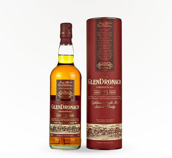 Glendronach Single Malt Scotch