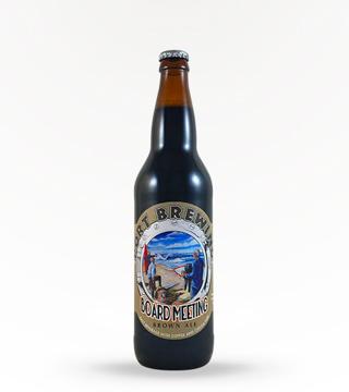 Port Br Board Meeting Brown Ale