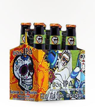 Cerveza De Los Muertos IPA