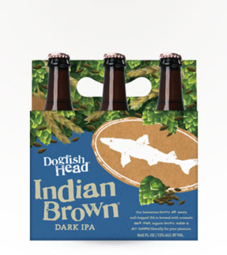Dogfish Head Indian Brown