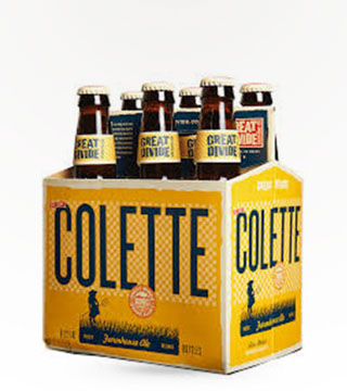 Great Divide Brewing Collete Saison
