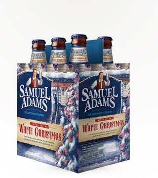 Sam Adams Harvest White Christmas
