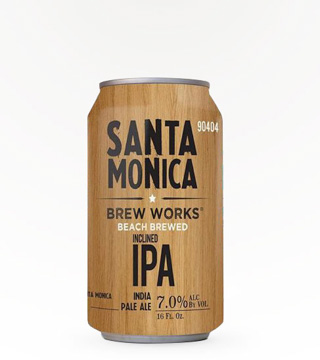 Santa Monica Brew Works Inclined IPA