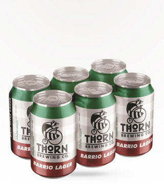 Thorn Street Brewery Barrio Mexican-Style Lager