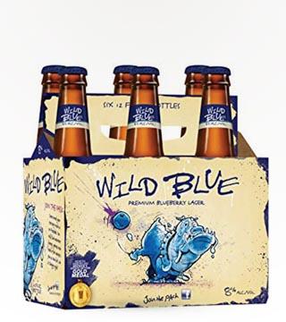 Wild Blue Blueberry Lager