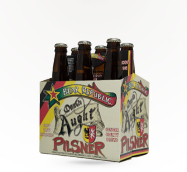 Bear Republic Double Aught Pilsner 6-Pack