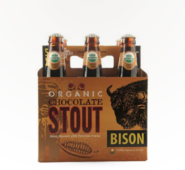 Bison Chocolate Stout