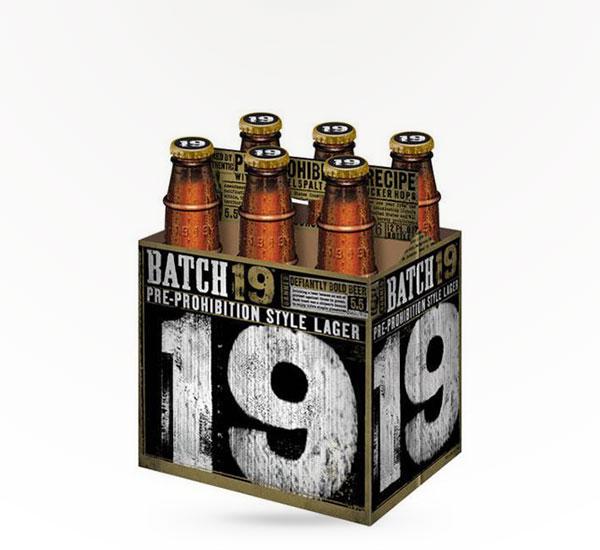 Batch 19 Pre Prohibition Lager