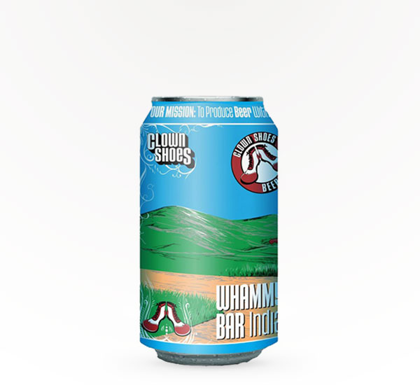 Clown Shoes Whammy Bar IPA