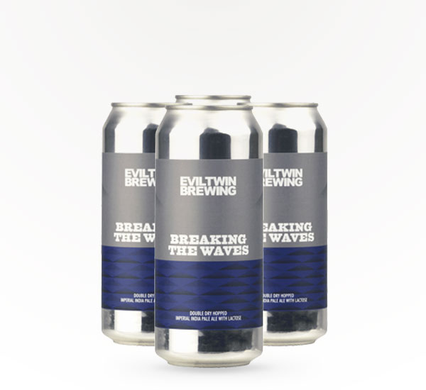 Eviltwin Brewing Breaking the Waves