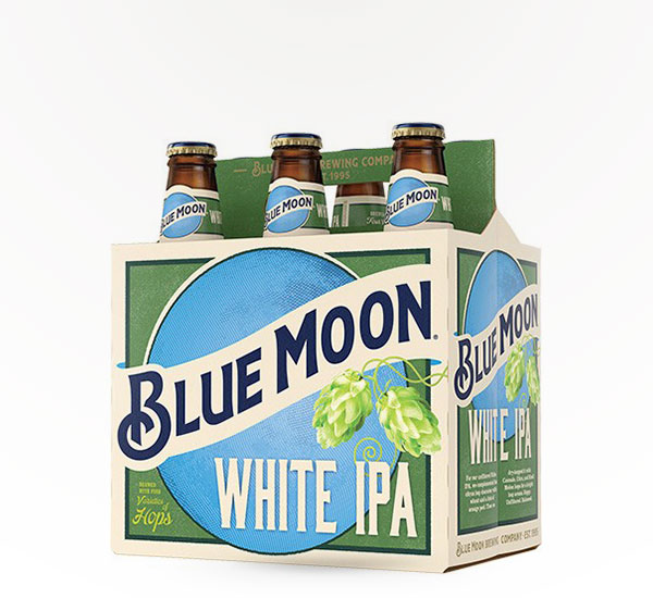 BLUE MOON WHITE IPA 6PKB