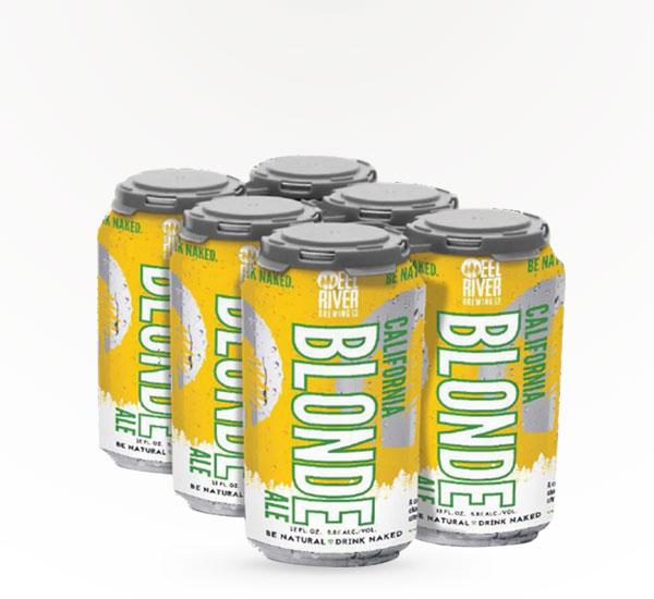 Eel River Brewing Organic Blonde Ale