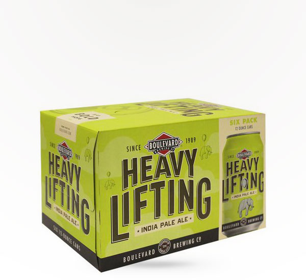 Boulevard Heavy Lifting IPA