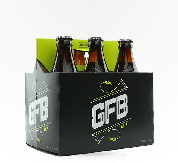 Green Flash Blonde Ale