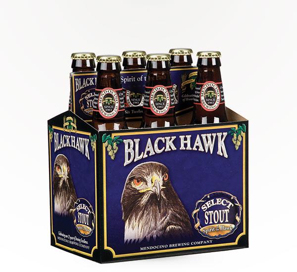 Mendocino Brewing Black Hawk Stout