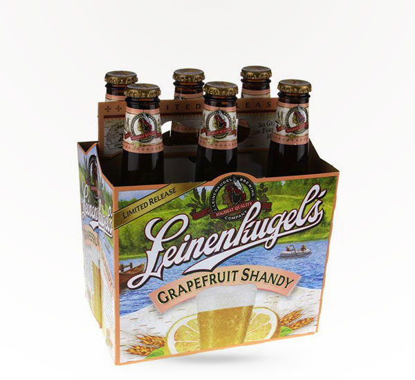 LEINENKUGELS GRAPEFRT SHANDY 6
