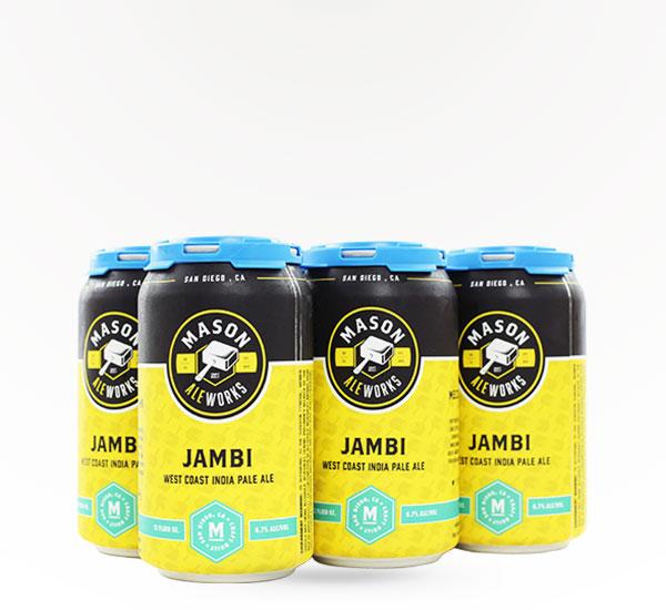 Mason Ale Works Jambi IPA