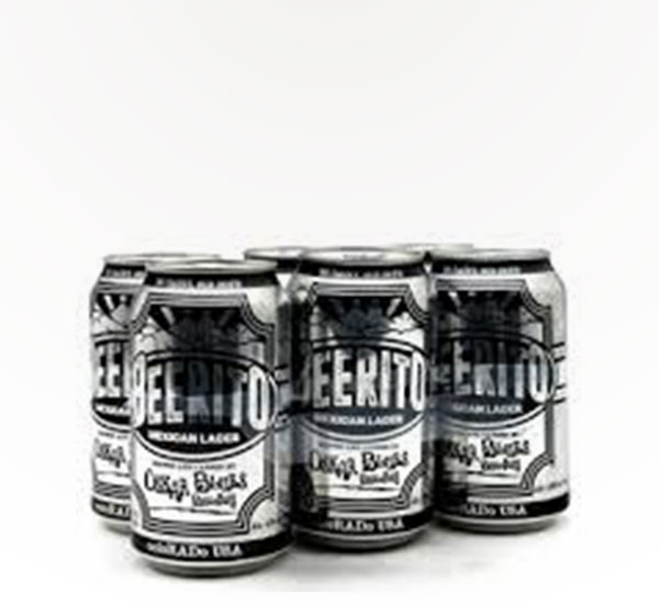Oskar Blues Beerito