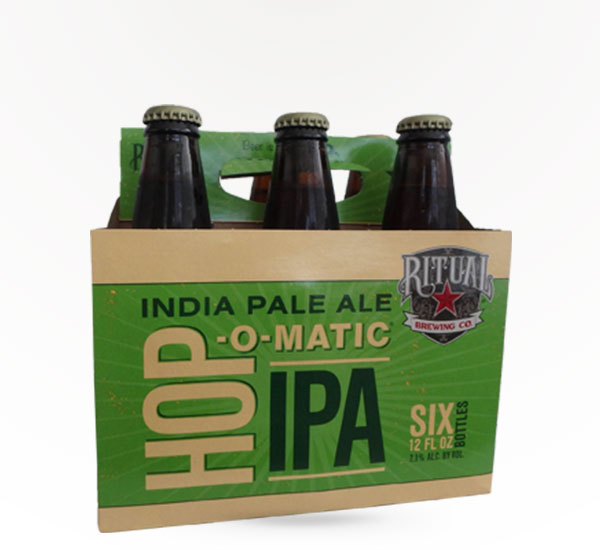 Ritual Brewing Hop-O-Matic IPA