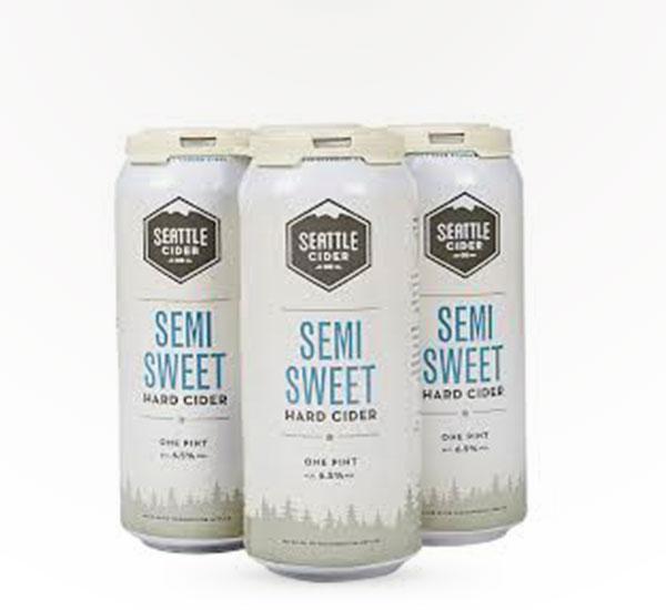 Seattle Cider Semi Sweet