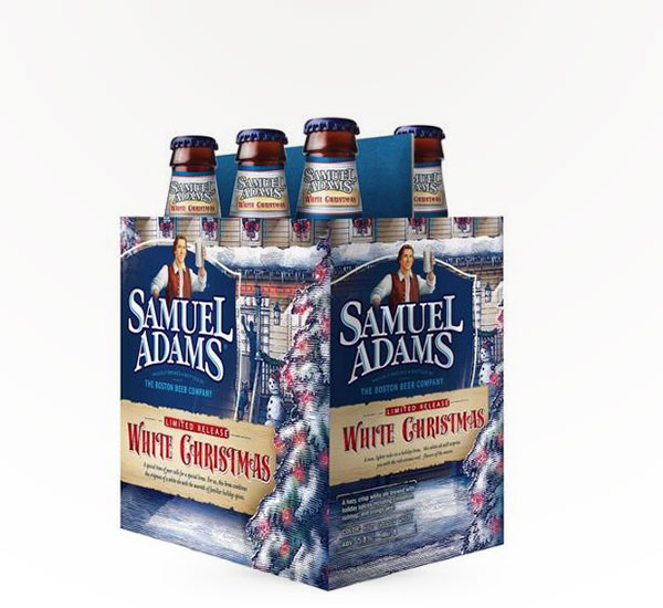Sam Adams Harvest White Christmas
