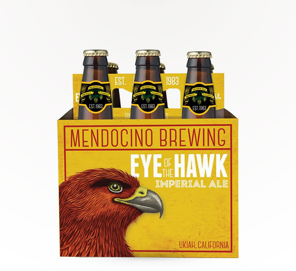 Mendocino Eye of the Hawk