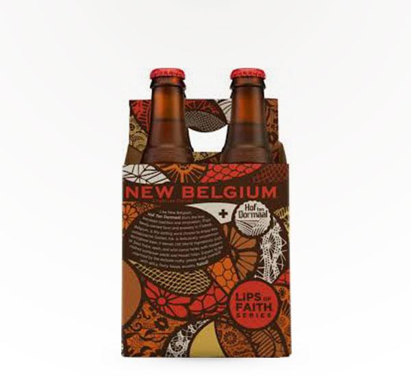 New Belgium Lips of Faith Hof Ten Dormaal Collaboration Ale