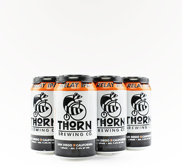 Thorn Street Brewery Relay IPA