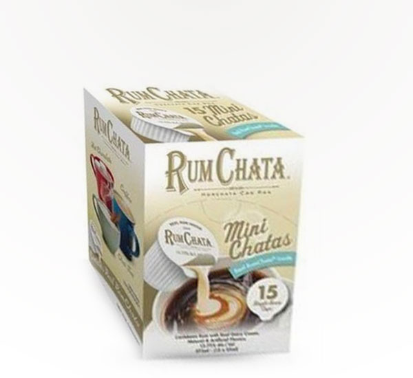 RUMCHATA HORCHATA CUP 15PK