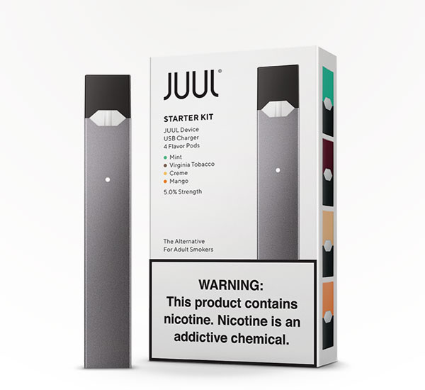 Juul Starter Kit – Device and Pods