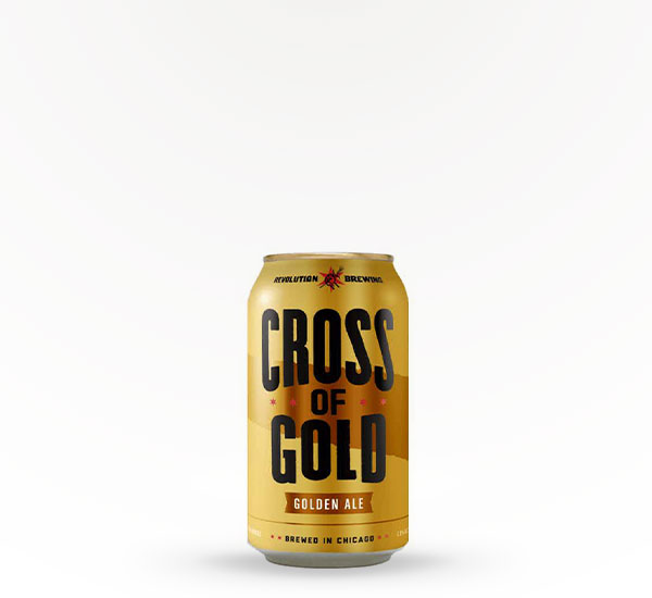 Revolution Cross of Gold