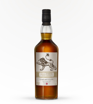 Game of Thrones House Lannister Lagavulin 9 Year Old