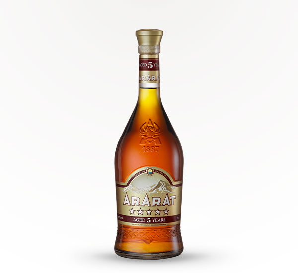 Ararat Brandy 5 Yr Old Armenian Brandy