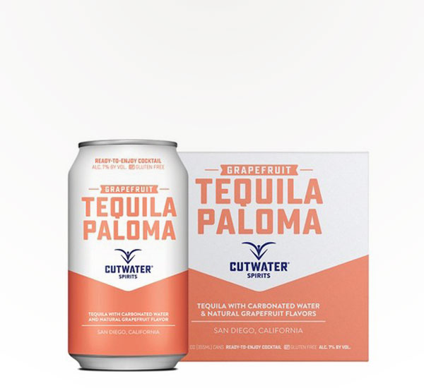 Cutwater Paloma Cocktail