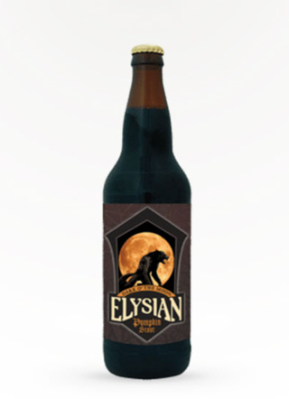 Elysian Dark Pumpkin Stout
