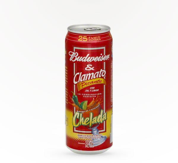 Budweiser x Clamato