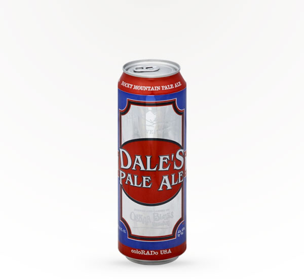 Oskar Blues Dale's Pale