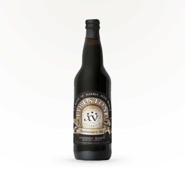 Firestone Walker 15 Anniversary Ale