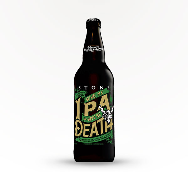 Stone Brewing Give Me IPA or Give Me Death