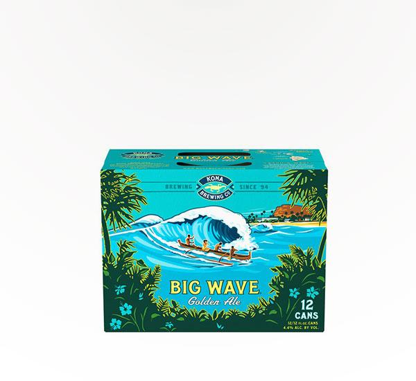 Kona Brewing Big Wave