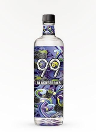 99 Blackberries Schnapps