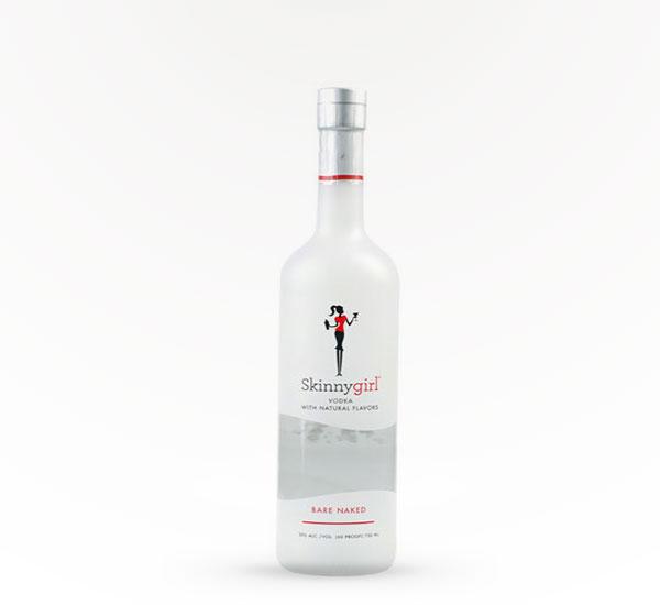 Skinny Girl Vodka Naked 750ml
