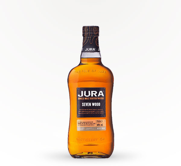 Isle of Jura Seven Wood